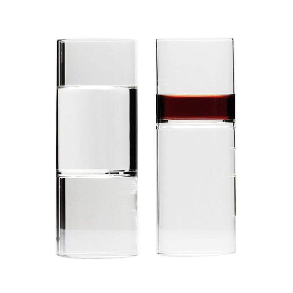 Fferrone Fferrone Revolution Wine/Water Glass - Set Of 2 RVWW02