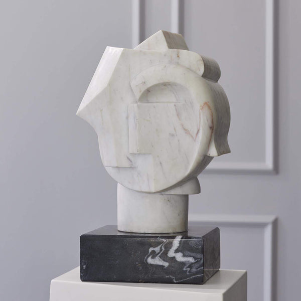 Global Views Abstract Bust 9.93031
