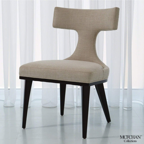 Global Views Global Views Anvil Back Dining Chair Woven MC-2512