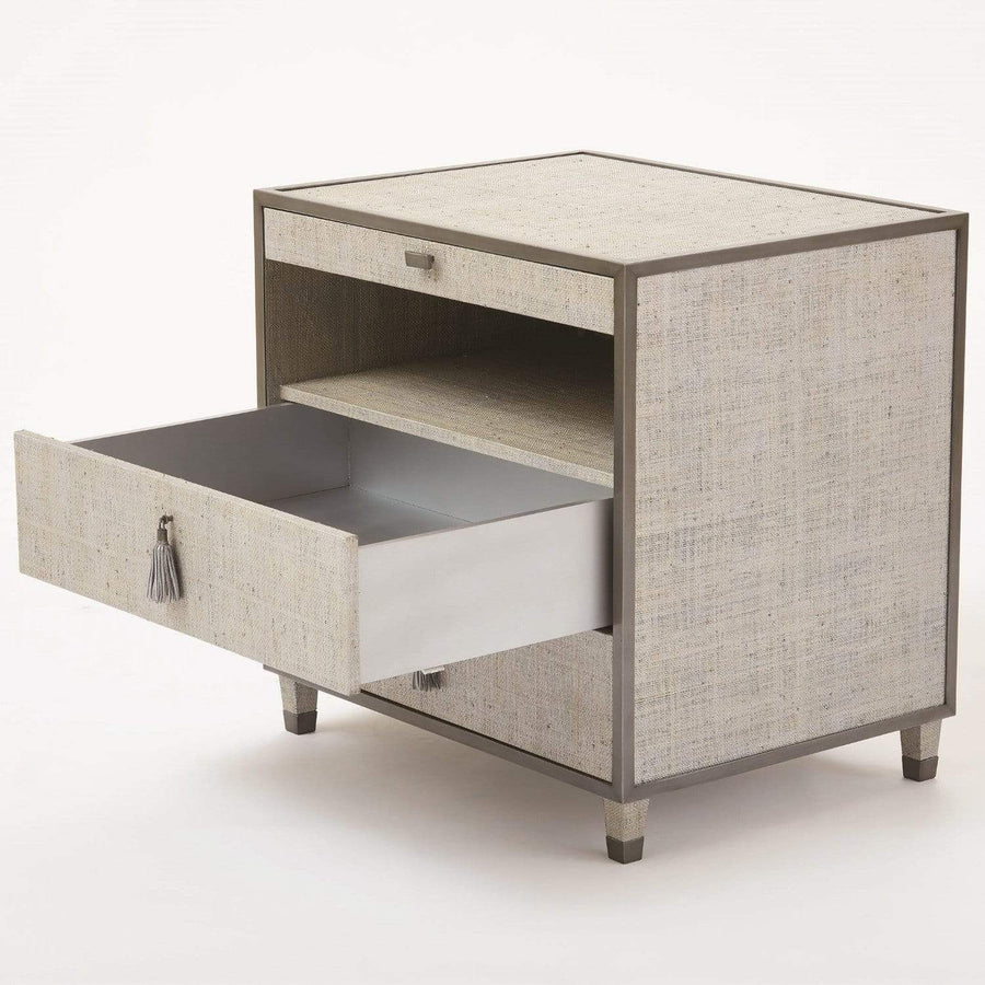 Global Views Global Views Argento Bedside Chest AG2.20009