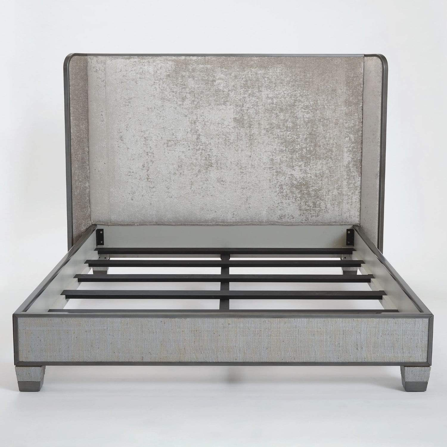 Global Views Global Views Argento Queen Bed Frame AG2.20007