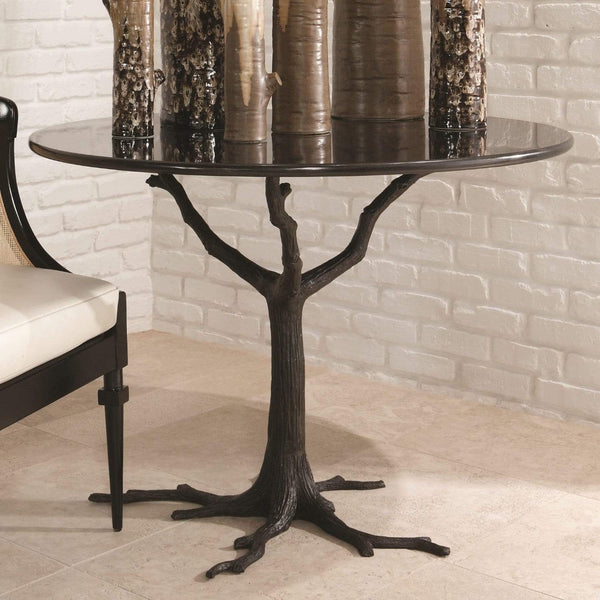 Global Views Faux Bois Dining Table 8.81054