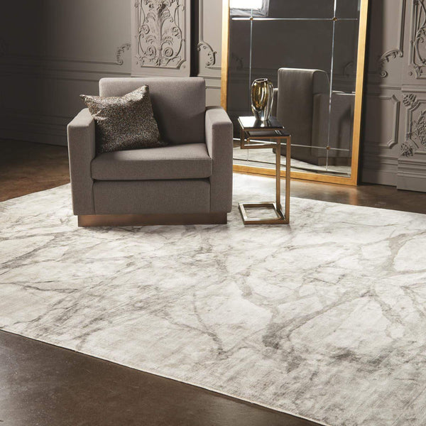Global Views Mirror Match Marble Rug