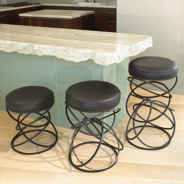 Global Views Ring Bar Stool 9.90993