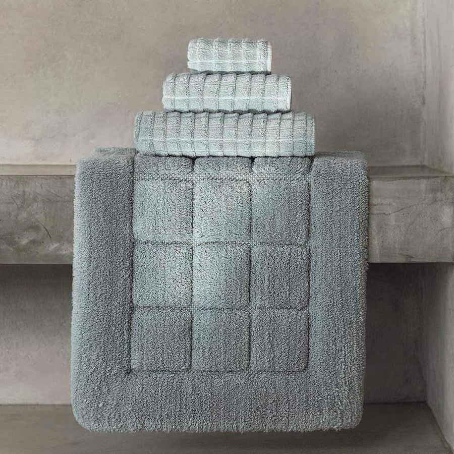 "Graccioza Graccioza Heaven Bath Rug - Sea Mist - Available in 3 Sizes 20"" x 31"" 311475123956"