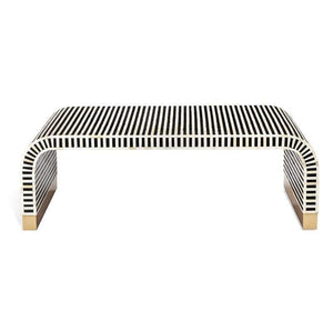 Interlude Home Beacon Cocktail Table - Black 118118