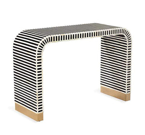 Interlude Home Interlude Home Beacon Console Table - Black 139042
