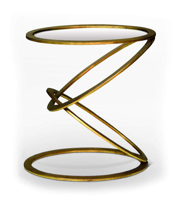 Interlude Home Interlude Home Mobius End Table 125030