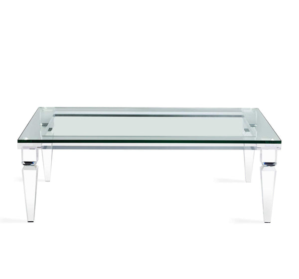 Interlude Home Savannah Rectangular Cocktail Table 118026