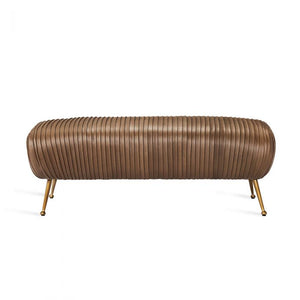Interlude Home Interlude Home Thatcher Bench - Mink 198501