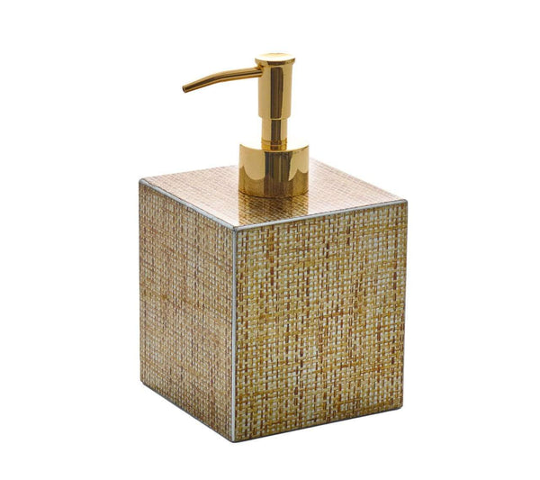 Kim Seybert Angkor Soap Dispenser DH1180794BRNGD