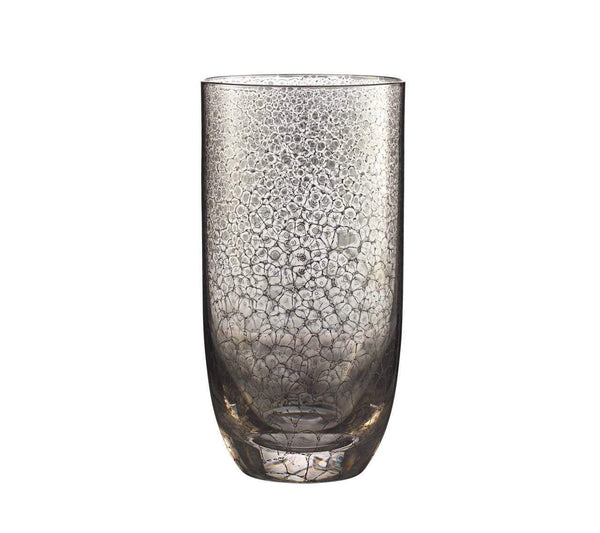 Kim Seybert Crackle Tumbler In Platinum - Set of 4 DW2148925PLTM