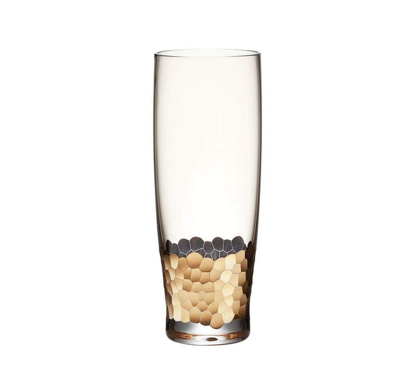 Kim Seybert Kim Seybert Paillette Tumbler In Gold - Set Of 4 DW1052081GD