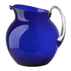 Mario Luca Giusti Mario Luca Giusti Acrylic Palla Pitcher - Available in 16 Colors Royal Blue M1100320