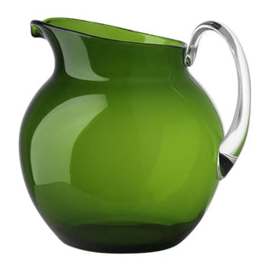 Mario Luca Giusti Mario Luca Giusti Acrylic Palla Pitcher - Available in 16 Colors Empoli Green M1100920