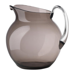 Mario Luca Giusti Mario Luca Giusti Acrylic Palla Pitcher - Available in 16 Colors Smoke M1101420