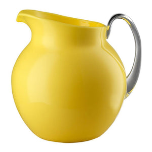 Mario Luca Giusti Mario Luca Giusti Acrylic Palla Pitcher - Available in 16 Colors Yellow M1112220