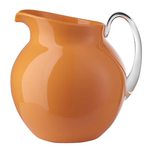 Mario Luca Giusti Mario Luca Giusti Acrylic Palla Pitcher - Available in 16 Colors Orange M1121320