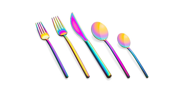 Mepra Due Rainbow Flatware 109422005
