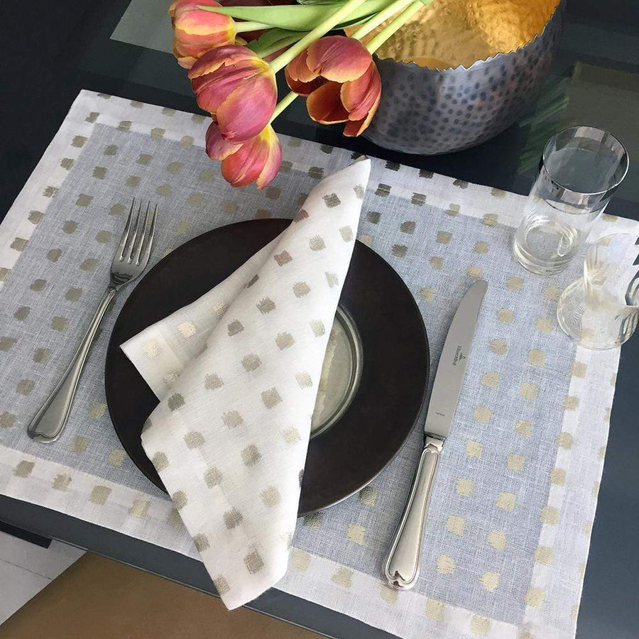 Mode Living Antibes Placemats, S/4