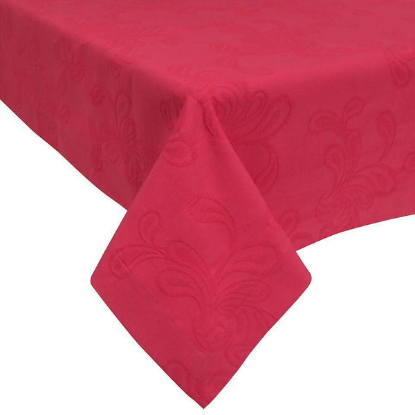Mode Living Cartagena Fuchsia Tablecloth