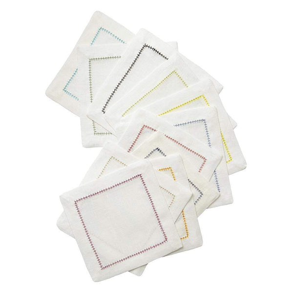 Mode Living Dolce Colors Cocktail Napkins