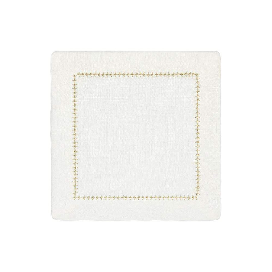 Mode Living Dolce Metallic Cocktail Napkins
