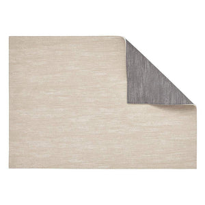 Mode Living Beige-Gray Jeanne Placemats, S/4 Rectangle