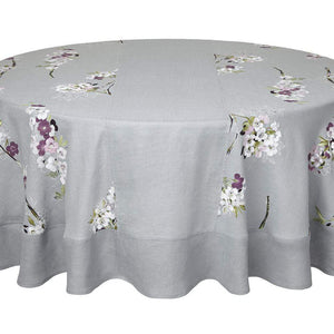 "Mode Living 90"" Round Positano Tablecloth"
