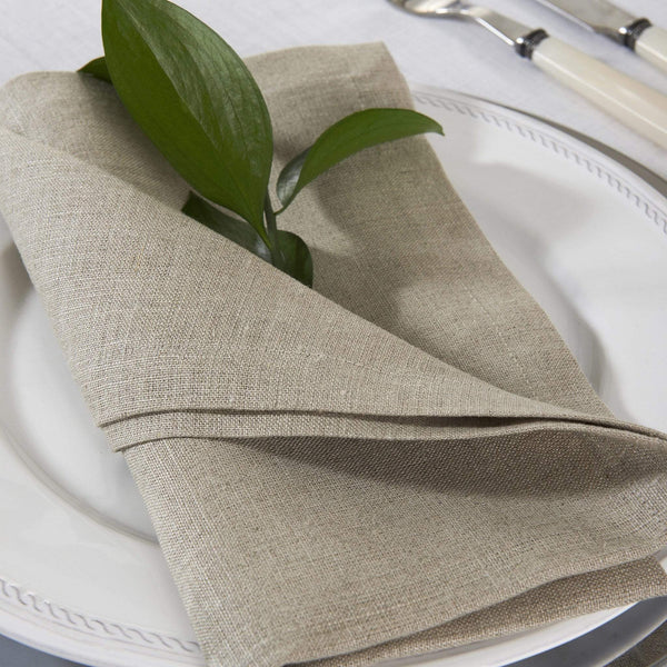 Mode Living Pure Linen Napkins, S/4