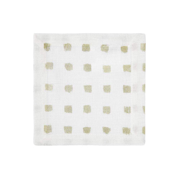Mode Living Set of 4 Antibes Cocktail Napkins