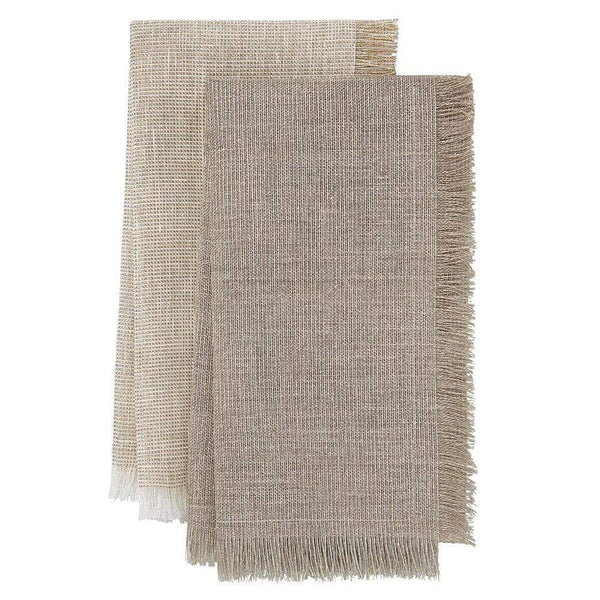 Mode Living Venice Napkins Fringe, S/4