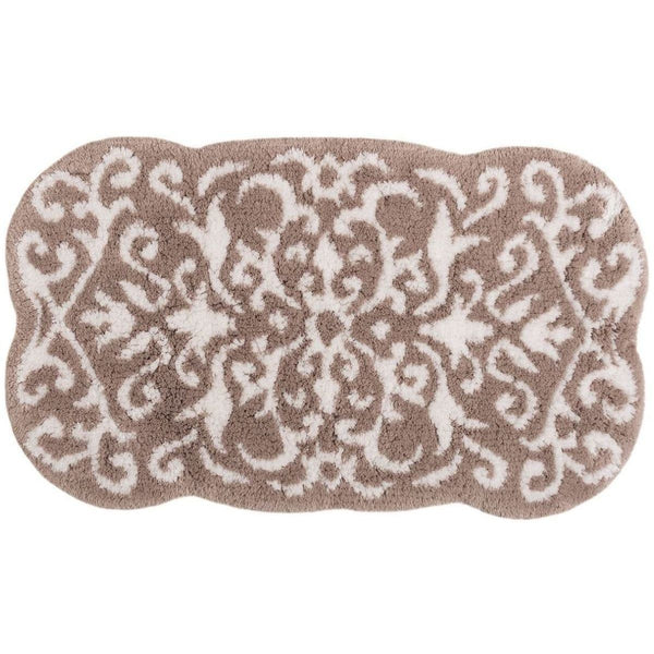 "Graccioza Graccioza Royal Bath Rug - Multicolor Multicolor / 24""X39"" 311000000000"