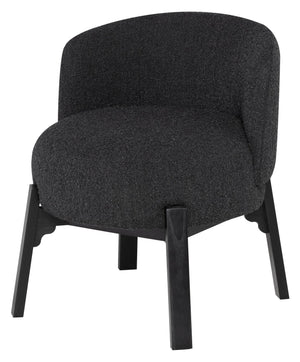 Nuevo Nuevo Adelaide Dining Chair - Licorice Boucle HGSN172