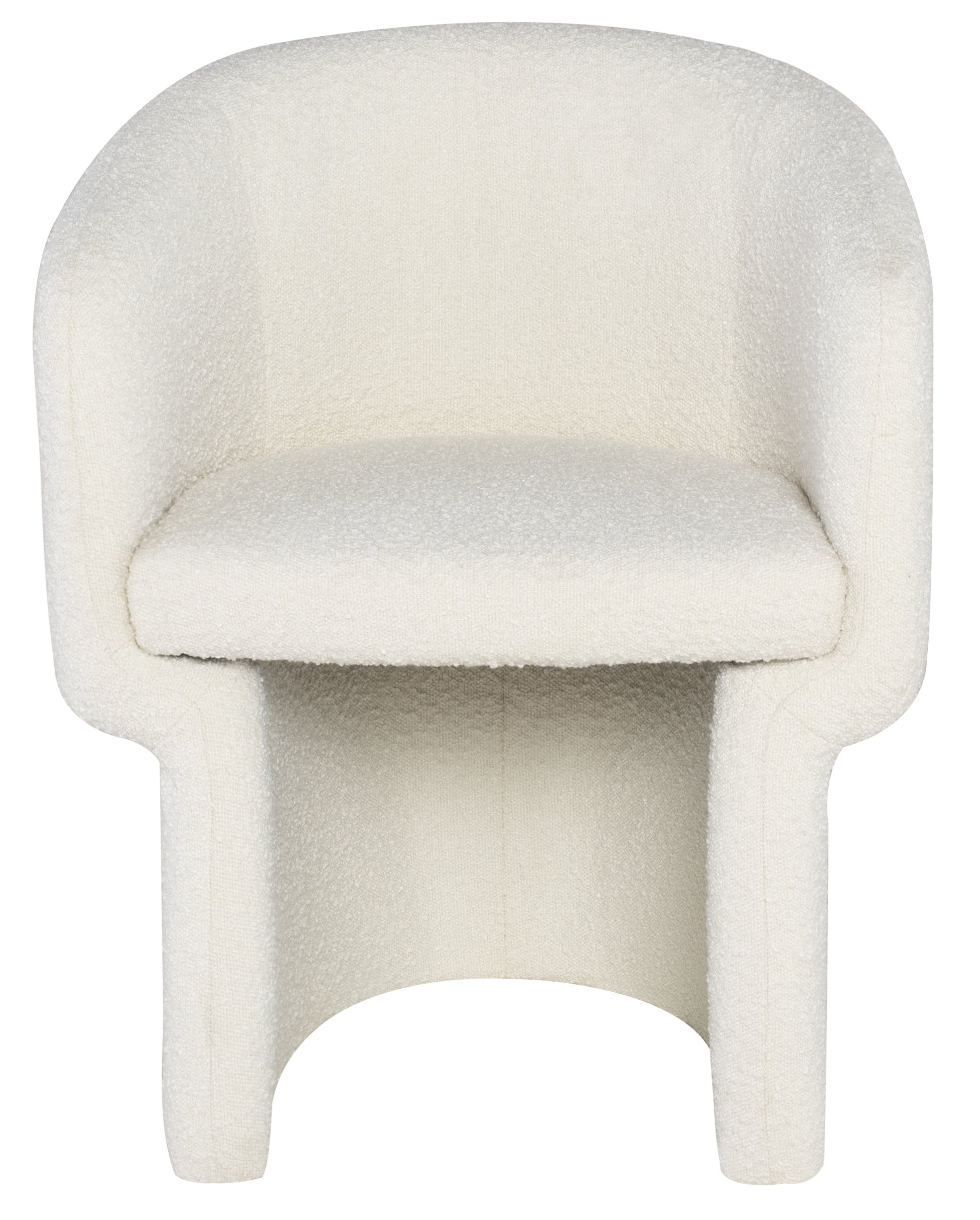 Nuevo Nuevo Clementine Dining Chair - Buttermilk Boucle HGSN146