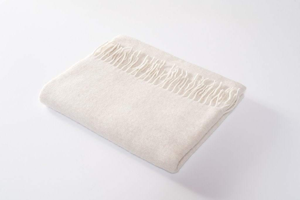 Harlow Henry Harlow Henry Pashmina Collection Throw - 6 Available Colors Cloud HHWP01