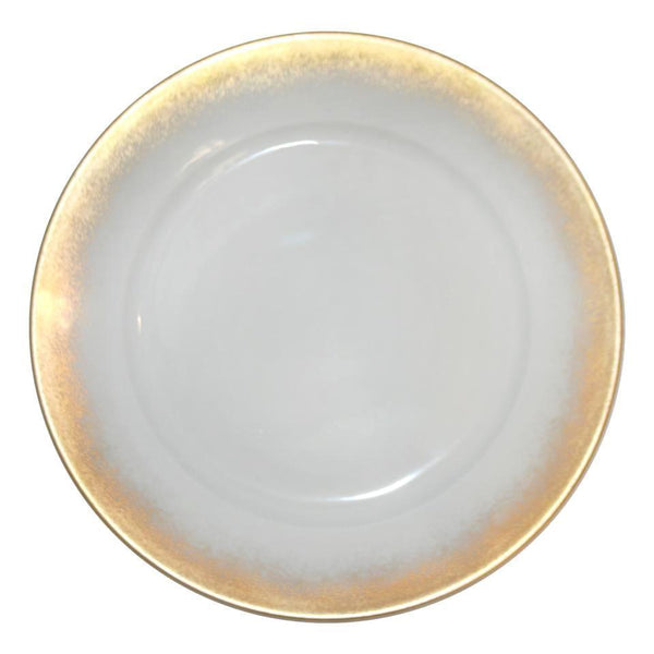 Royal Limoges Feux D'Or Dinner Plate B275-REC20206