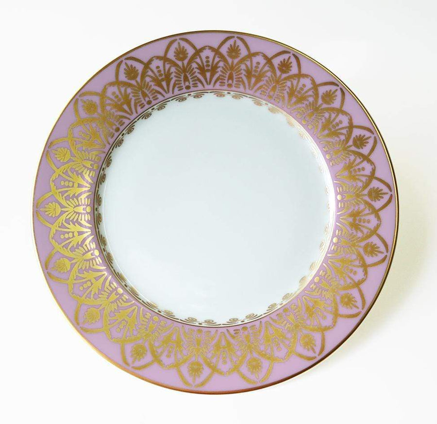 Royal Limoges Royal Limoges Oasis Dinner Plate in Purple B265-REC20708