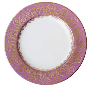 Royal Limoges Oasis Dinner Plate in Purple B265-REC20708