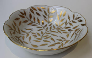 Royal Limoges Olivier Gold Soup / Cereal Bowl - large BIA-A220-NYM20583