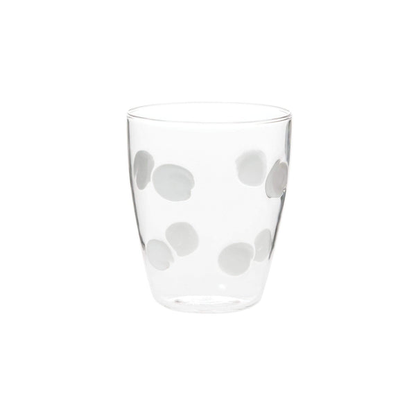 Vietri Drop Glass Short Tumbler - 3 Available Colors