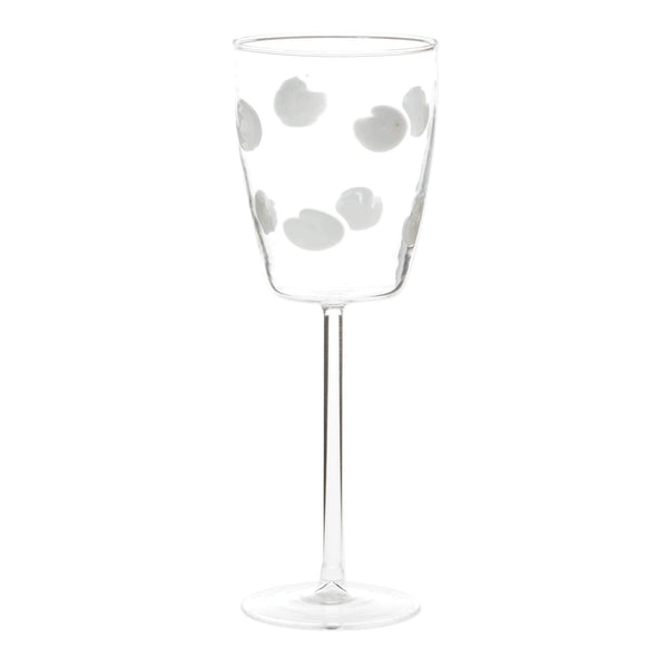 Vietri Vietri Drop Wine Glass - 3 Available Colors