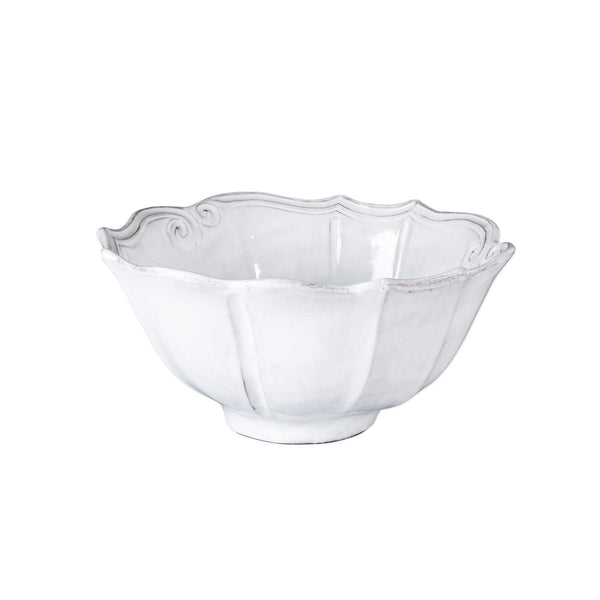 Vietri Vietri Incanto Baroque Medium Serving Bowl INC-1137