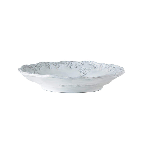 Vietri Incanto Lace Pasta Bowl INC-1104D