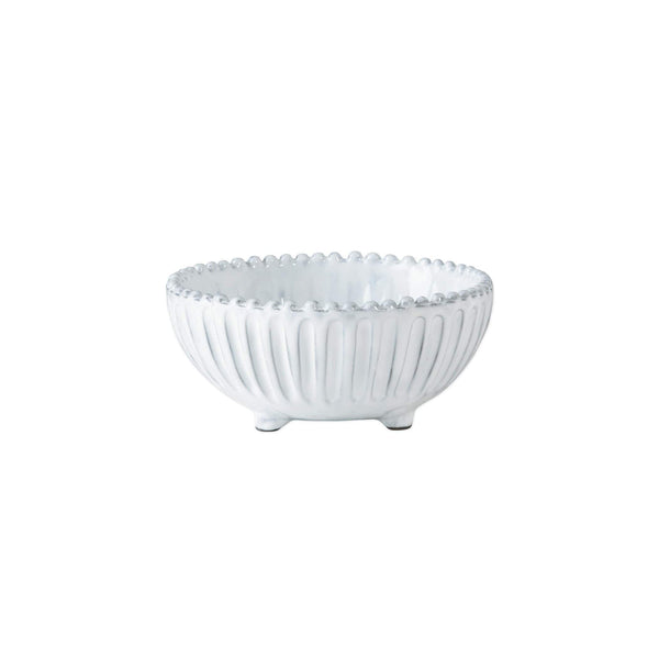Vietri Incanto Stripe Footed Bowl INC-1103A