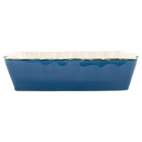 Vietri Italian Bakers Large Rectangular Baker - 5 Available Colors