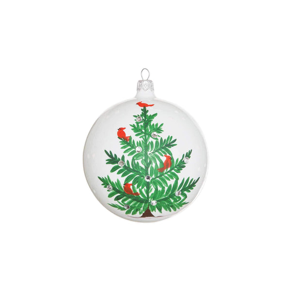 Vietri Vietri Lastra Holiday Tree Ornament LAH-2701