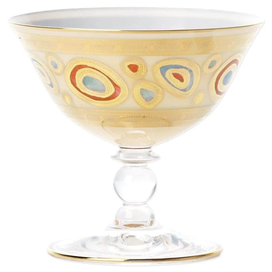 Vietri Aqua Regalia Dessert Bowl - 4 Available Colors RGI-7623A