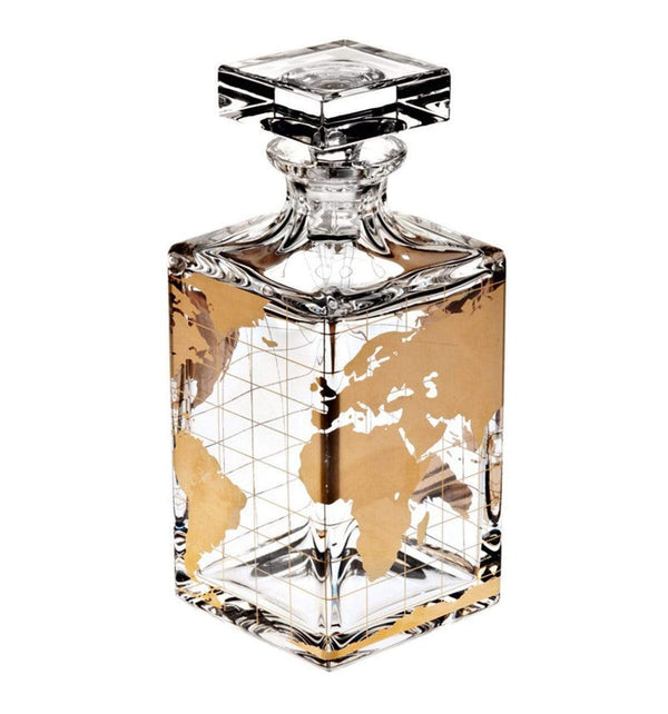 Vista Alegre Atlas Whiskey Decanter 48000005