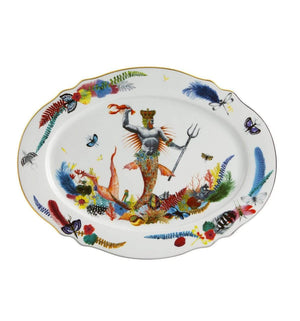 Vista Alegre Caribe Oval Platter - Medium 21122093